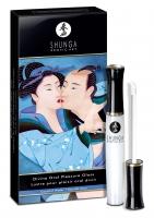 Блеск для губ с возбуждающим эффектом Divine Oral Pleasure Gloss - Shunga