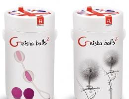 Вагинальные шарики Geisha Balls