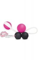 Инновационные вагинальные шарики на магнитах Geisha Balls Magnetiс