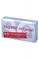 Полиуретановые презервативы Sagami Original 1 шт